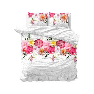 "Sleeptime ""2 halen = 1 betalen"" Dekbedovertrek Love Garden - Katoen Blended"