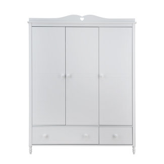 Lilli Furniture 3 deurs kinderkast Emma