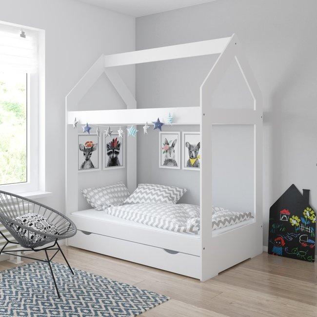 Lilli Furniture Kinderbed Home met lade