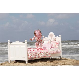 Opsetims Kinderbed Tims Medaillon - 90x200