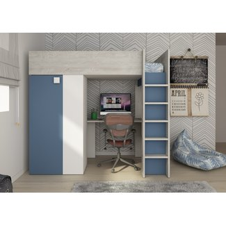 Trasman Hoogslaper Studio Smokey blue