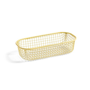 HAY HAY container Trinkets yellow