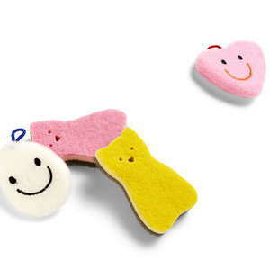 HAY HAY Bundle set of 4 sponges