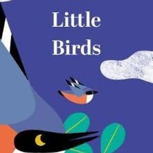 Gestalten Six Little Birds Pop Up boek