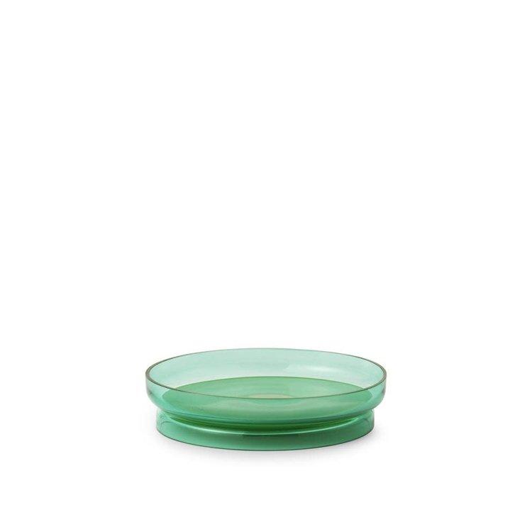 Normann Copenhagen  Pond bowl glass green  20cm