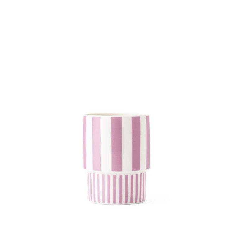 Normann Copenhagen  Beker Lolli Cup 35cl roze