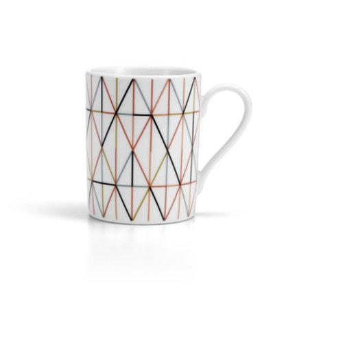 Vitra Vitra mug  grid multi