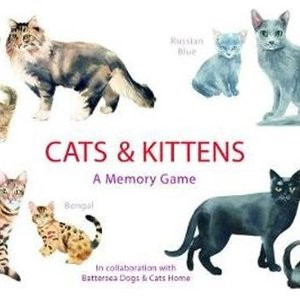 Cats & Kittens A Memory Game
