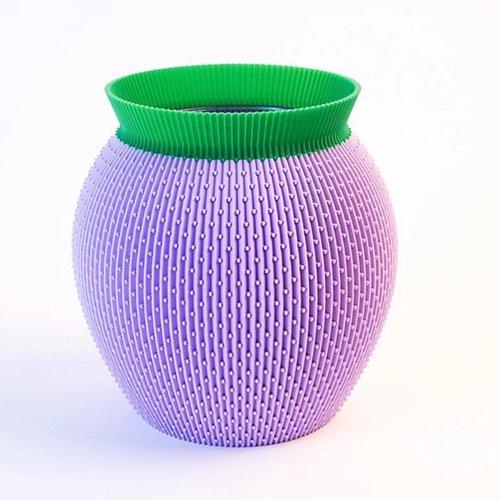 UAU project UAU vase Glitch