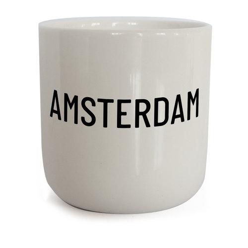PLTY PLTY beker Amsterdam