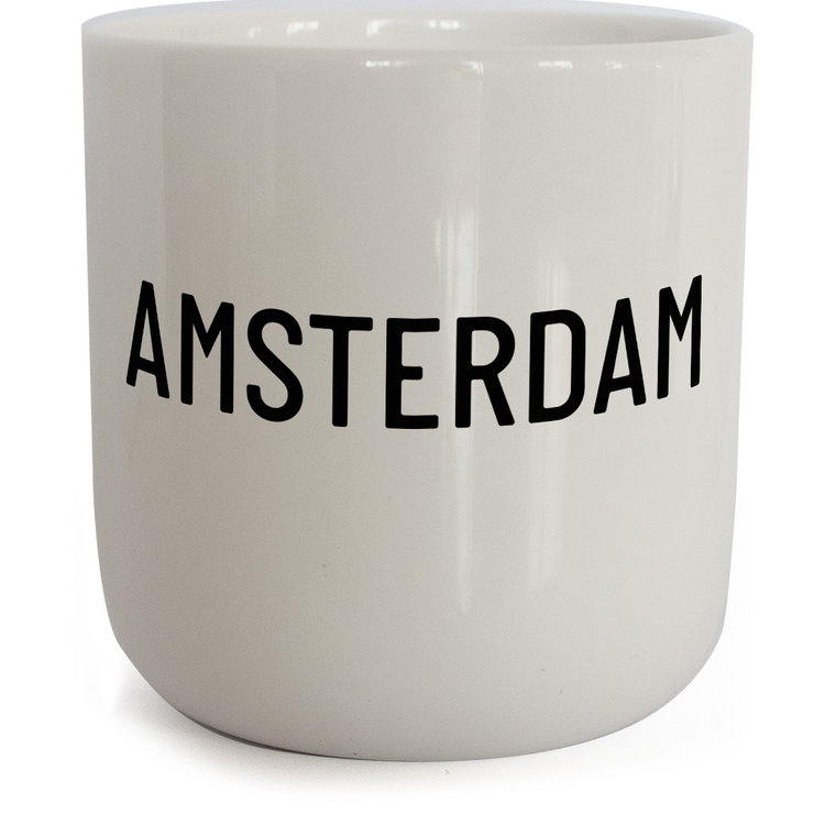 PLTY PLTY mug Amsterdam