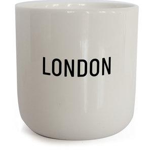 PLTY PLTY mug London