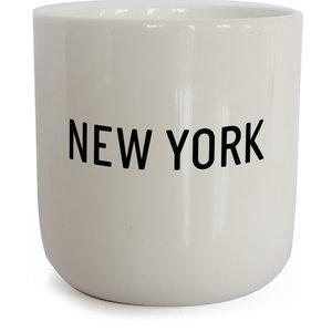 PLTY PLTY beker New York
