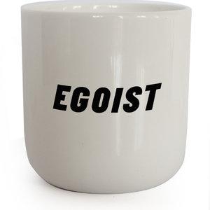 PLTY PLTY mug Egoist
