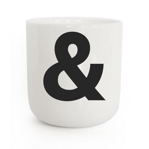 PLTY PLTY mug ampersand