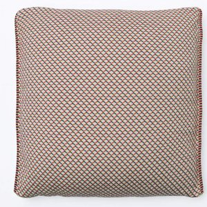 Textielmuseum Cushion S&B 50x50 neon orange