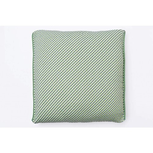 Textielmuseum Cushion S&B neon green