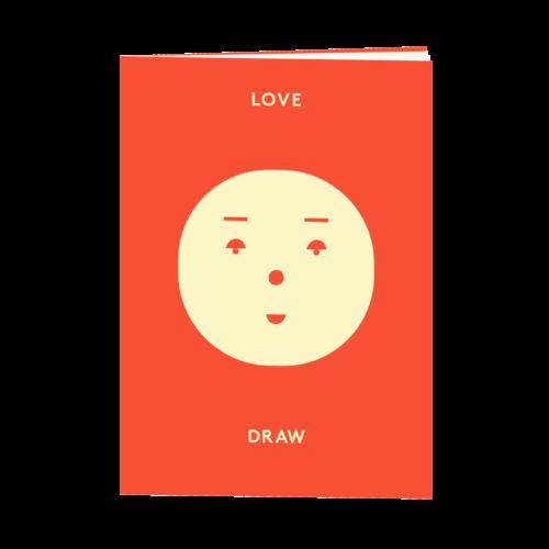 Paper Collective Tekenboek Cheeky