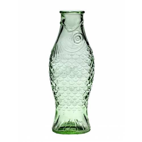 Serax Bottle fish green