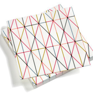 Vitra Vitra napkinsL grid multi