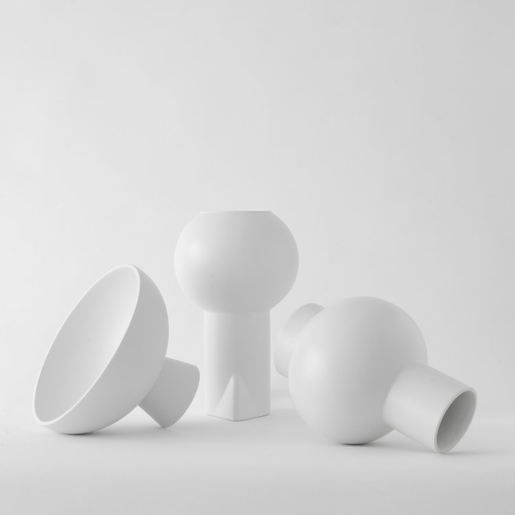 raawii Raawii bowl small white