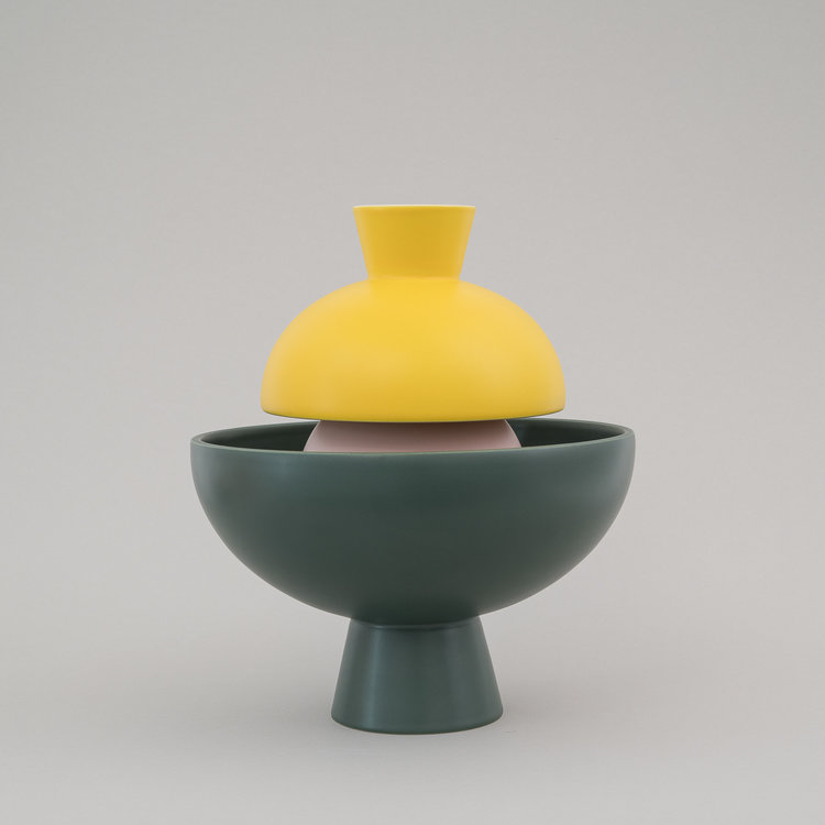 raawii Raawii bowl small yellow