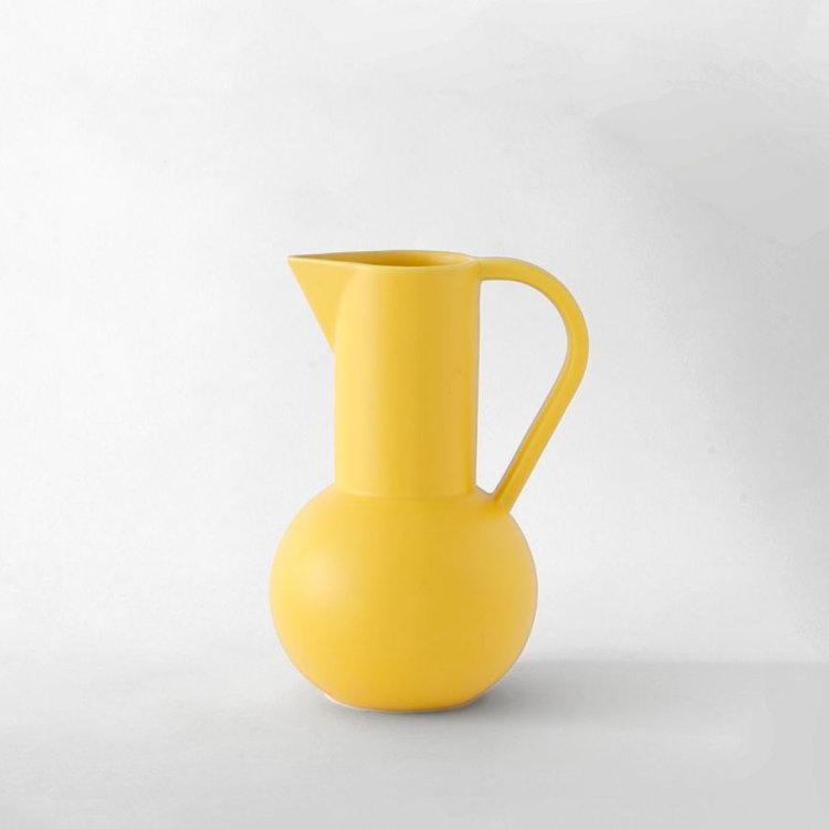 raawii Raawii jug Strøm medium yellow