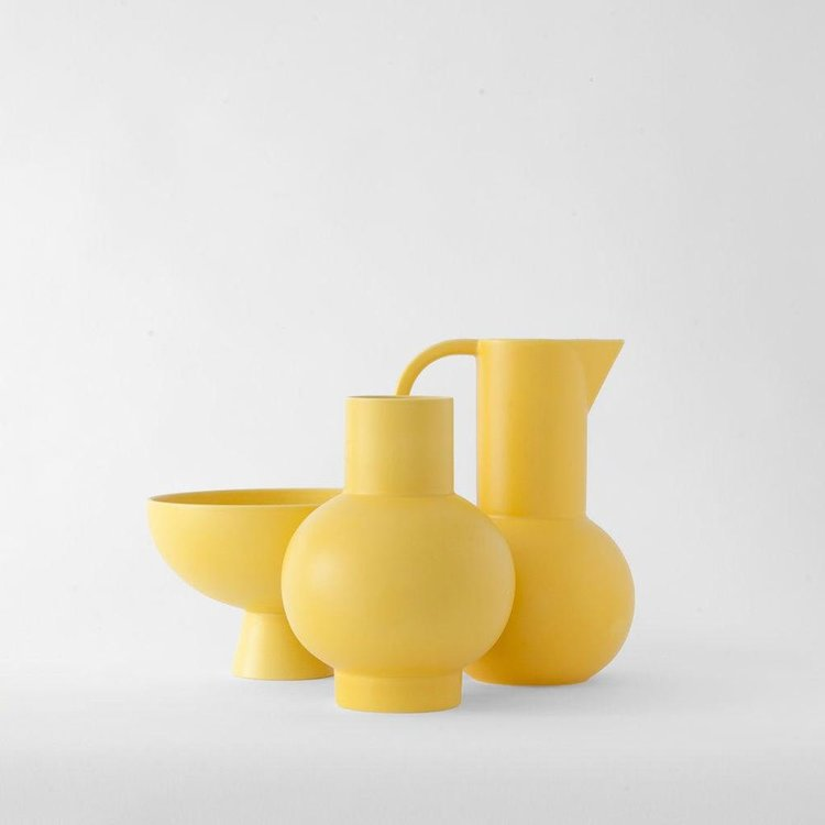 raawii Raawii vase large yellow