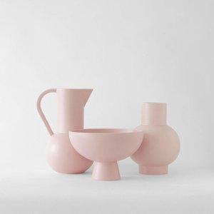 raawii Raawii vase Strøm large pink