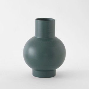 raawii Raawii vase Strøm extra large green