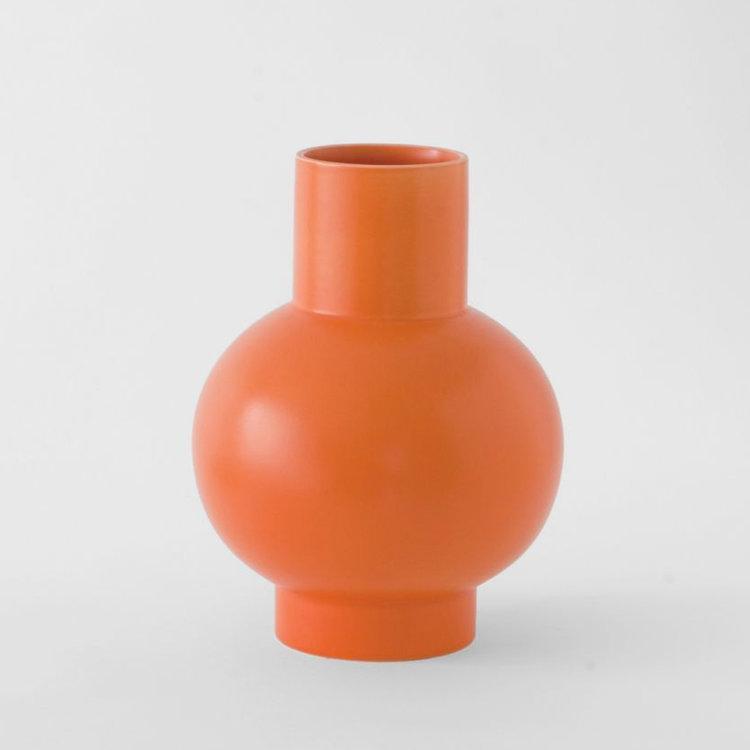 raawii Raawii vase Strøm extra large orange