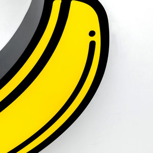 Rrudi. Rrudi lamp Banana