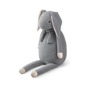 Liewood Konijn groot grijs