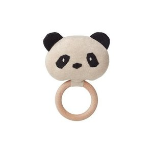 Liewood Rattle panda