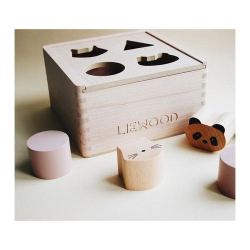 Liewood Wooden puzzle Mateo