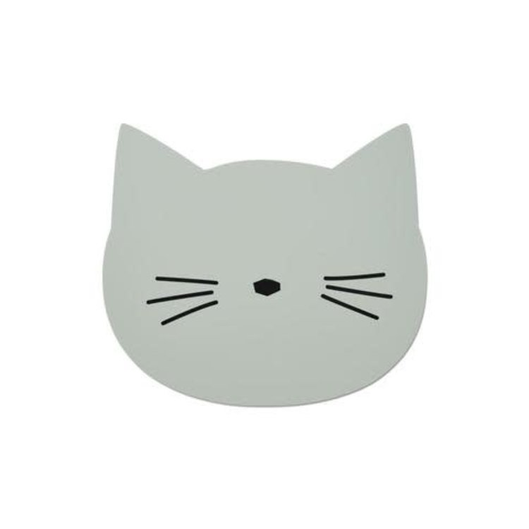 Liewood Placemat Cat mint
