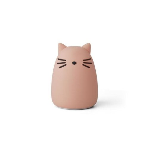 Liewood Nightlight  Cat rose