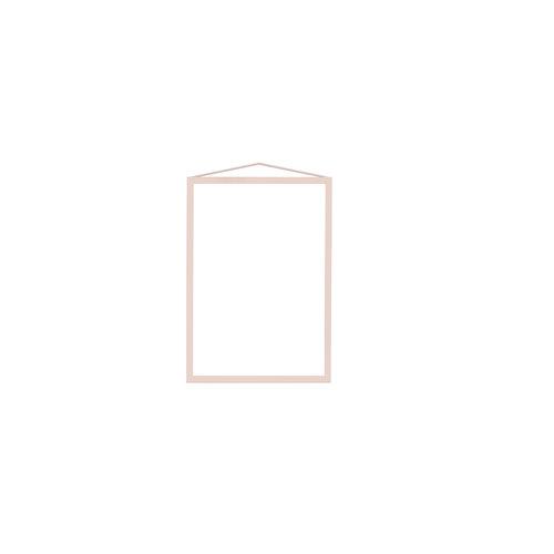 Moebe Moebe lijst A4 roze