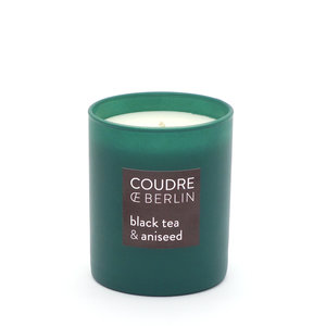 Coudre Candle black tea anise
