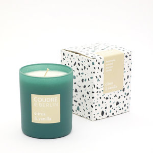 Coudre Candle vanilla citrus