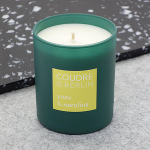 Coudre Candle yuzu pompelmouse