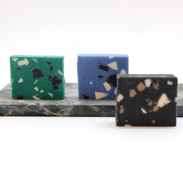 Coudre Soap bluestone