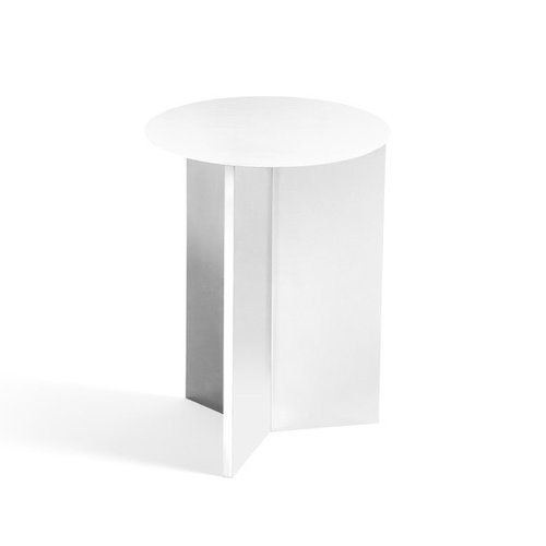 HAY HAY side table Slit high white