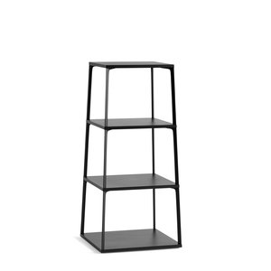 HAY HAY cabinet Eiffel 4 layers black