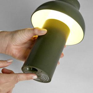 HAY HAY lamp PC Portable creme
