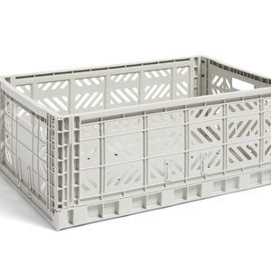 HAY HAY Colour Crate L grey