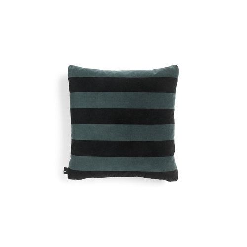 HAY HAY cushion Soft Stripe green