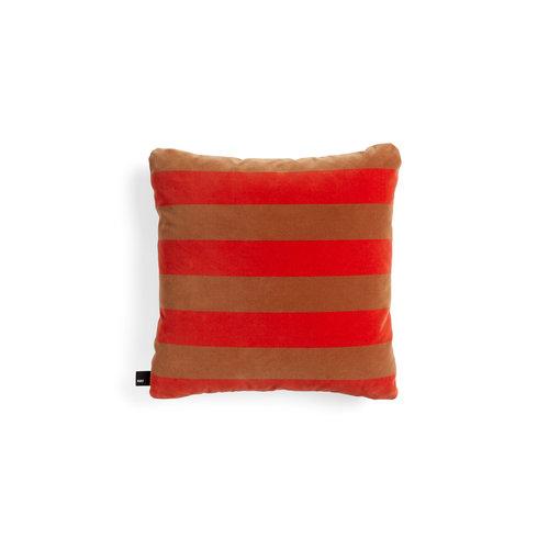 HAY HAY kussen Soft Stripe rood