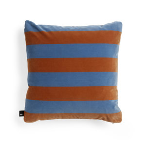 HAY HAY cushion Soft Stripe blue
