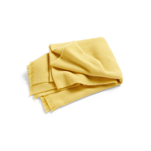 HAY HAY plaid Mono yellow